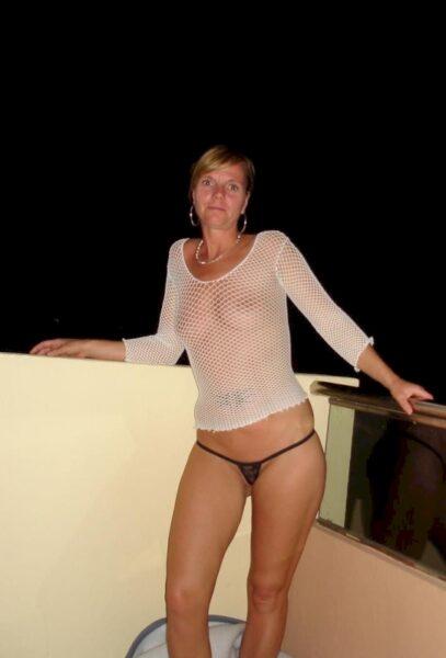 Adoptez une femme mature sexy